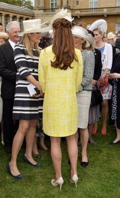 I want whoever does Kate Middleton's hair!