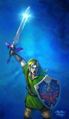 Skyward Sword by Kanaru92.deviantart.com on @deviantART