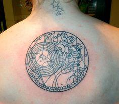 "Community Post: 50 Fantastic ""Doctor Who"" Tattoos pattern tattoo, tattoo pattern, 50 fantast, tattoos, fantast doctor, doctor who, doctors, tattoo design, design tattoo"