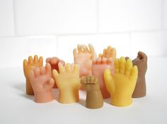 Soap Baby Doll Hands
