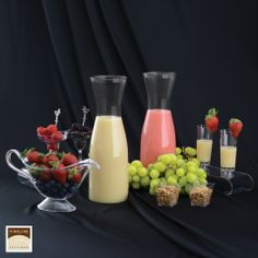 Say hello to 2 new editions to our product family; 1. 16.9 oz. Gravy Boat  2. 35 oz. Wine Pitcher/Carafe. Check them out here: http://flsinc.co/1gchcuw