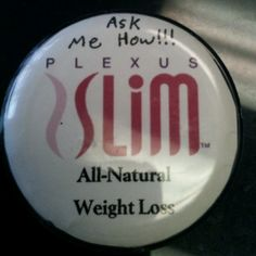 Plexus Slim All Natural Weight Loss Supplement  www.ginaspinkdrink.com