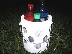 Evaporative Drink Cooler - Instructables