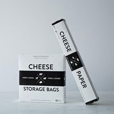Cheese Storage Paper & Bags (Bundle) on Provisions by Food52