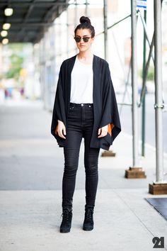Le 21ème | Caroline Kiker | New York City