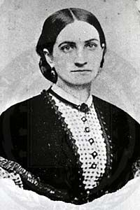 Inspired by Florence Nightingale, Kate Cumming served as a nurse during the Civil War. She treated wounded Confederate soldiers                       in numerous field hospitals throughout Georgia. After the war she published a chronicle of her wartime nursing experiences.