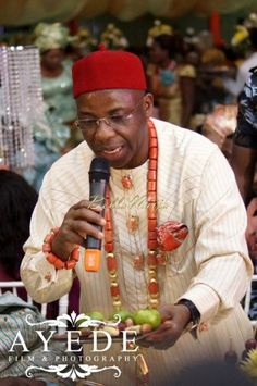 Obinna ohakim and obey traditional marriage
