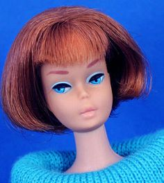 Short Hair American Girl