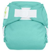 2) bumGenius Freetime AIO One Size Diaper #clothdiapers #nopins