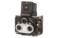Rolleiflex Stereo Prototype 'Hans Hass'  23rd WestLicht Photographica Camera Auction