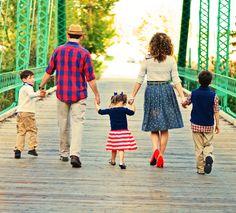 sweet family photo