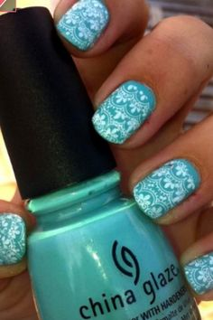 perfect winter nails
