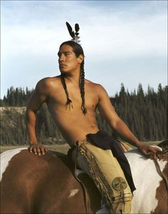 Michael Spears  Lakota Sioux Nation   :O