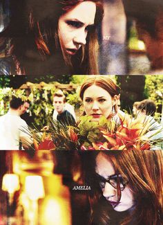 """""""My Amelia."""""""