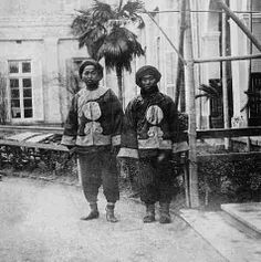 Chinese Imperial Troops during the Boxer Boxer Rebellion (1898-1900). boxer boxer, boxer rebellion