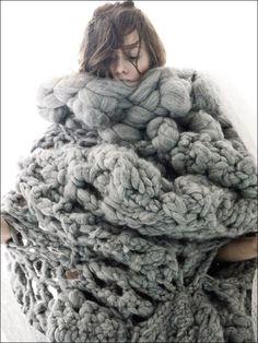 GIANT blanket