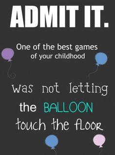 I still do this! xD