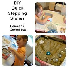 DIY - Stepping Stones