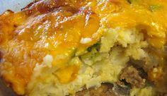 hashbrown breakfast, breakfast casserole