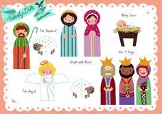13 nativity sets to make