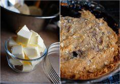 Blueberry Crisp | Kitchen Confidante | Butter and Crisp