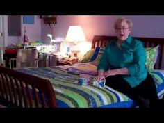 Queen King Jelly Roll Race Quilt Part 1