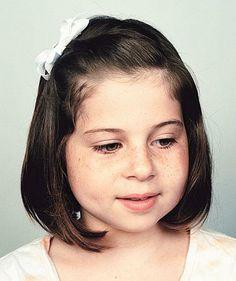 Kids' Hairdo Idea: The Debutante