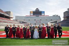 osu wedding