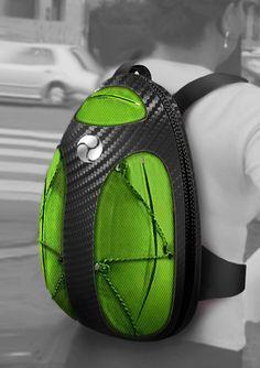 carbon fiber backpack