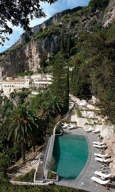 Grand Hotel Convento di Amalfi,Italy