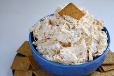 Butter, with a side of Bread // Easy family recipes and reviews.: RANCH CHICKEN CHEESE DIP