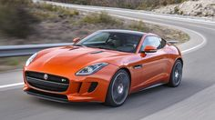 BBC - Autos - Jaguar F-type Coupe stakes a claim to immortality