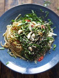 Flavour Bomb Greens n' Noodles