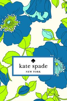 free phone wallpaper from kate spade