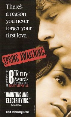 Spring Awakening on Broadway worth-it