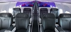 Virgin Australia Business Class Seats