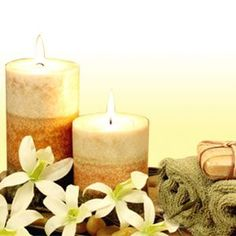 Palm Wax Candle Making