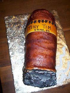 Cigar cake - Wade's 50th?