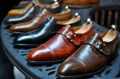 John Lobb. I would have these shoes
