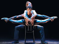 Ballet Revolucion in Vienna while I will be there: www.oeticket.at