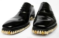 Apex Predator Shoes by Fantich & Young