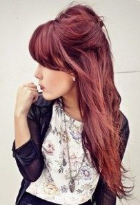 this hair color ♥