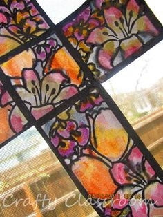 preschool printables, cross diy, stain glass, glass cross, christian easter crafts, kid crafts, cross crafts, stained glass, diy church crafts