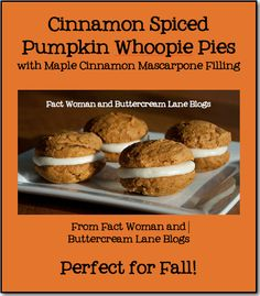 ... fill whoopi pie mascarpone mapl mascarpon cooki whoopie pies dessert