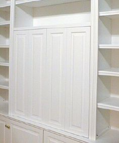 Doors to cover tv
