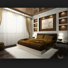 Lavish bedroom image