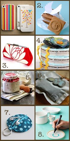 DIY Handmade Christmas Gifts and Stocking Stuffer Ideas
