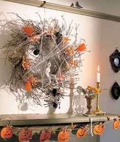 DIY halloween crafts