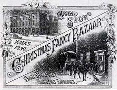poster, christma fanci