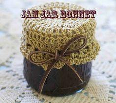 Jar lid cover freebie: thanks for sharing this pin xox